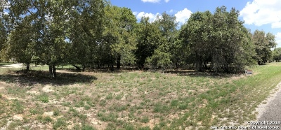 Adkins Residential Lots & Land For Sale: 719 Falling Leaves Dr