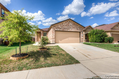 Single Family Home New: 9843 Twinbear Creek