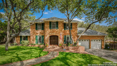 San Antonio Single Family Home New: 11515 Whisper Breeze St
