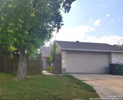San Antonio Single Family Home New: 8029 Orchard Bend St