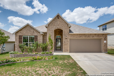 Schertz Single Family Home New: 5499 Devonwood St