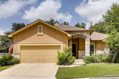 Bexar County Single Family Home New: 1831 Century Oak Trail