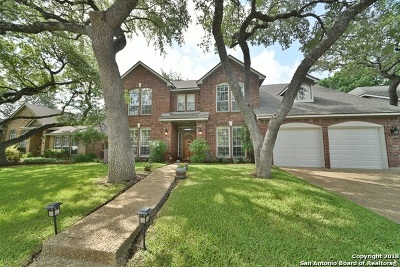 San Antonio Single Family Home New: 11 Grogans Mill Dr