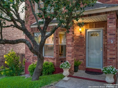 Bexar County Single Family Home New: 22019 Kenton Knoll