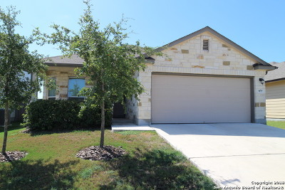 Guadalupe County Single Family Home New: 977 Lauren St