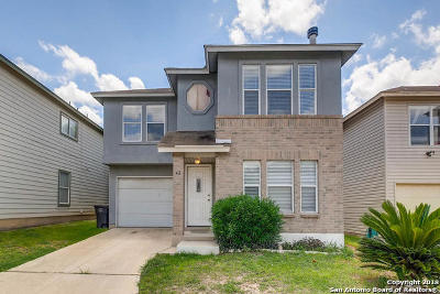 San Antonio Single Family Home New: 42 Badgers Hills