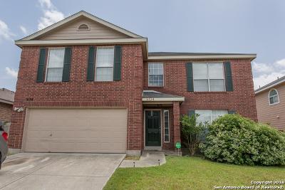 San Antonio Single Family Home New: 5134 Stormy Trail