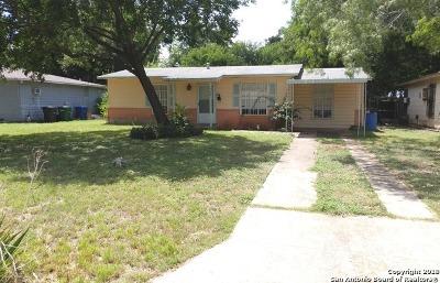 San Antonio Single Family Home New: 360 Tomrob Dr