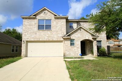 Live Oak Single Family Home New: 11013 Crystal Plain