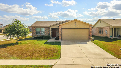 New Braunfels Single Family Home New: 603 NW Crossing Dr