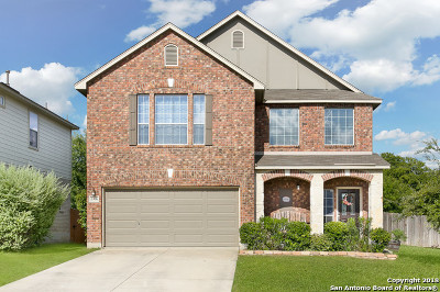 San Antonio Single Family Home Back on Market: 2306 Elva Forest