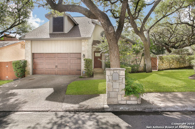 San Antonio Single Family Home New: 3542 River Way