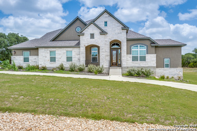 New Braunfels Single Family Home For Sale: 5676 High Forest Dr