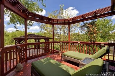 San Antonio Single Family Home New: 2314 Encino Cedros