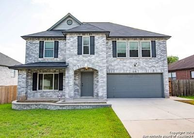 San Antonio Single Family Home New: 16126 Walnut Creek Dr