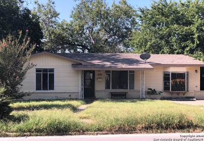 San Antonio Single Family Home New: 530 Dresden Dr