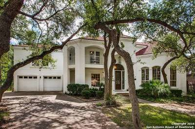 Bexar County Single Family Home Back on Market: 26 Rogers Wood