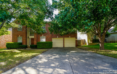 San Antonio Single Family Home New: 14639 Triple Crown Ln