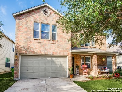 San Antonio Single Family Home New: 11310 Sierra Trail