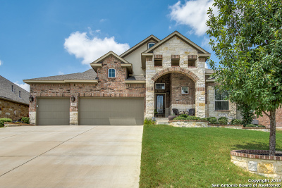 Bexar County Single Family Home New: 5419 Chrysanthemum