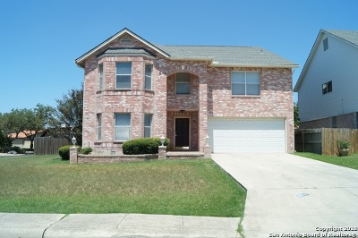 San Antonio Single Family Home New: 7503 Legend Point Dr