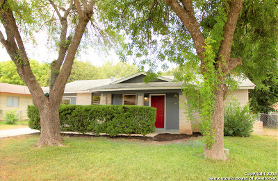 Schertz Single Family Home New: 301 Judith Ann Dr