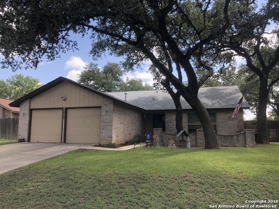 San Antonio Single Family Home New: 5406 Timber Trace St