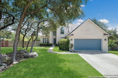 San Antonio Single Family Home New: 12802 Laguna Vista Dr