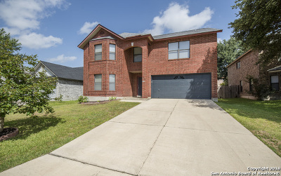 San Antonio Single Family Home New: 7519 Legend Rock
