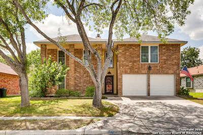 Live Oak Single Family Home New: 7703 Forest Stream