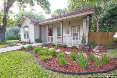 Hondo Single Family Home New: 1110 30th St