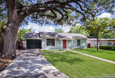 Single Family Home New: 431 E Dickson Ave