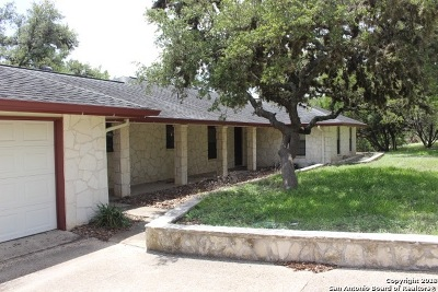 Helotes Single Family Home New: 445 Silver Springs