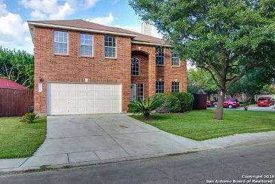 San Antonio Single Family Home New: 15006 Preston Court Dr