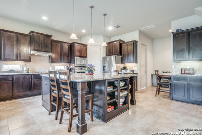 San Antonio Single Family Home New: 3322 Farley Ranch