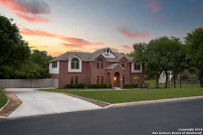 San Antonio Single Family Home New: 4306 Rustic Wagon