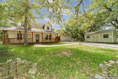 Spring Branch Single Family Home New: 786 Deep Water Dr