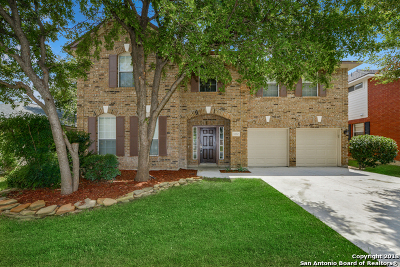 San Antonio Single Family Home New: 11442 Fair Hollow Dr