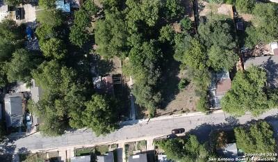 San Antonio Residential Lots & Land New: 201 Teresa