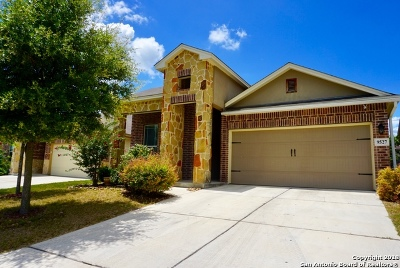 San Antonio Single Family Home New: 9527 Gold Stage Rd