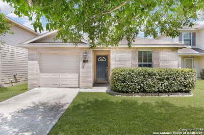 San Antonio Single Family Home New: 11215 Snake Canyon