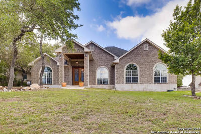 San Antonio Single Family Home New: 27019 Trill Hill