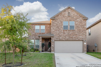 San Antonio Single Family Home New: 10311 Gold Rush Creek