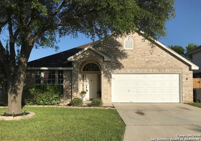San Antonio Single Family Home New: 7950 Avellano