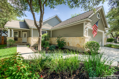 San Antonio Single Family Home New: 10807 Bridle View Dr
