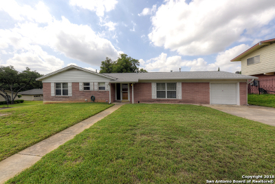 San Antonio Single Family Home New: 5202 Newcome Dr