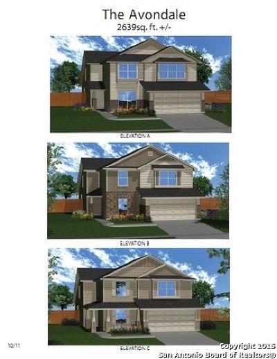 San Antonio Single Family Home New: 5603 Tranquil Dawn
