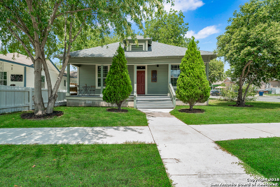 San Antonio Single Family Home New: 731 Indiana St