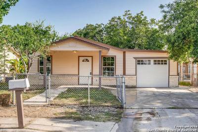 San Antonio Single Family Home New: 242 Estrella St