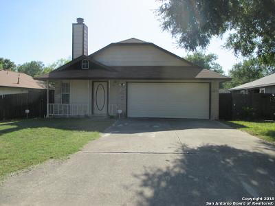 San Antonio Single Family Home New: 6147 Ridge Oak